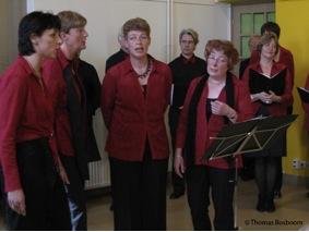 Zingend Kwartet